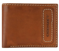 Crummy Geldbörse Leder 125 cm cognac