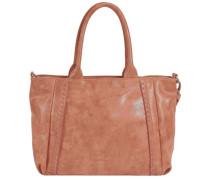 Alva Vintage Handtasche 42 cm orange