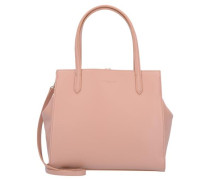 'Nina' Handtasche Leder 28 cm altrosa