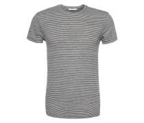 T-Shirt 'Graham 6305' schwarz / weiß