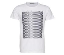 T-Shirt 'wolixa T/s' weiß