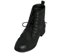 Schwarze Stiefel schwarz