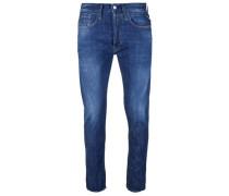 Jeans 'newbill' blau