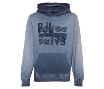Sweatshirt 'samu Teen' blau / hellblau