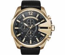 Chronograph 'mega Chief Dz4344' gold / schwarz