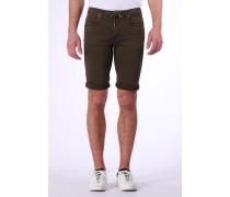 Shorts 'Douze' khaki