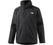 Regenjacke 'Sangro Jacket A3X5' schwarz