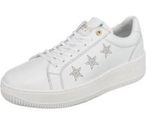 Brasilia Donne Low Sneakers weiß