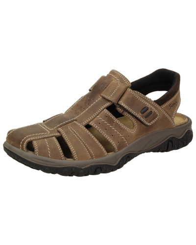 Sandale 'Upendaro-701' braun