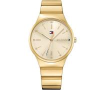 Quarzuhr 'Sophisticated Sport 1781798' gold