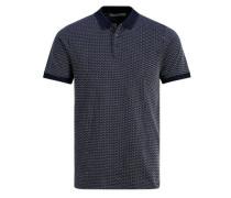 Poloshirt Slim Fit navy