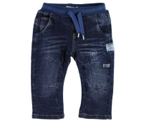 NAME IT Loose Fit Jeans nitray blau