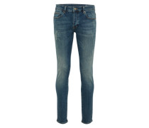 Jeans 'Slim Tapered' blue denim