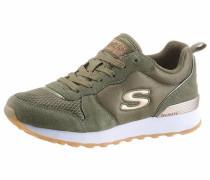 Sneaker Low 'Goldn gurl' oliv