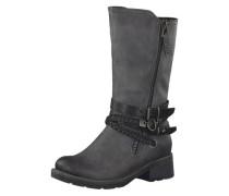 Stiefel für Mädchen stone / schwarz