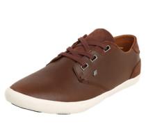 Sneaker 'stern' braun
