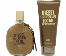 Duftset 'Fuel for Life pour Homme' braun
