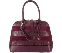 'Moskau' Handtasche burgunder