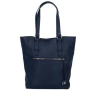 Shopper 'Ornella fancysh' dunkelblau