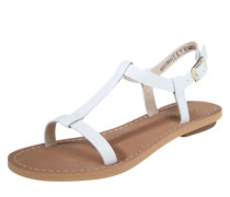 Sandale 'Voyage Hop' creme / weiß