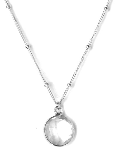 Kette 'Clear Pure' silber