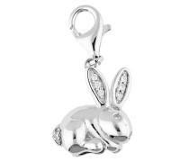 Charm Glam Rabbit Esch90858A000 silber