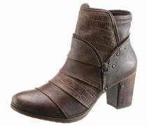Shoes Stiefelette braun