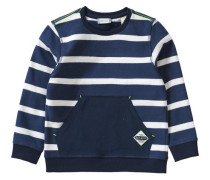 Sweatshirt für Jungen blau