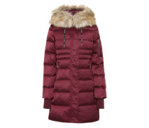 Wintermantel 'opra MW Down Basic' bordeaux