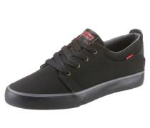 Sneaker »Justin Low Lace« schwarz
