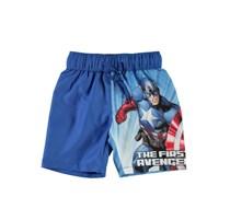 Shorts nitcaptaina blau