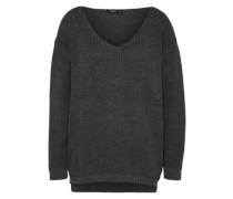 Oversized Pullover 'Sasha' anthrazit