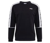 Sweater ' Teom ' schwarz