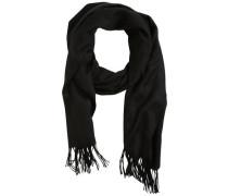 Woll-Schal 'vinorth Wool Scarf' schwarz