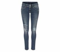 Regular Jeans 'julita X' blau