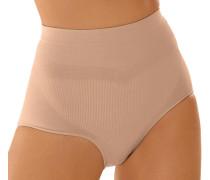 Komfortabler Taillenshaper-Slip nude
