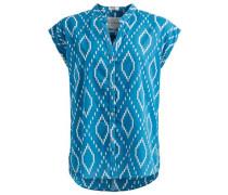 Shirt 'rattana' blau