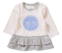 Baby Jerseykleid weiß