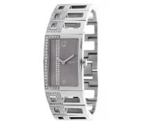 Armbanduhr 'Sevilla Grey Es104732004' silber