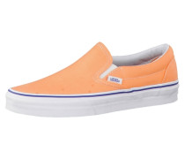 Sneaker Classic Slip-On Veye276 orange