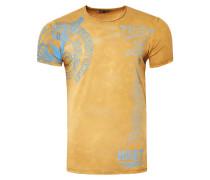 T-Shirt mit eindrucksvollem Print