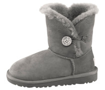Stiefel »Bailey Button Kids« grau