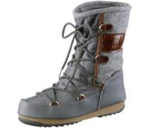 Snowboots grau