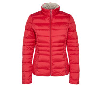 Outdoor-Jacke cranberry