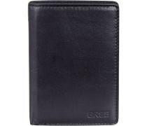 'Pocket 108' Geldbörse schwarz