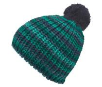Bommelmütze »im schönen Farbverlauf« blau / grün