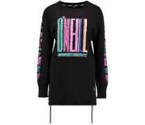 Sweatshirt 'LW Re-Issue Crew' mischfarben / schwarz