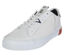 Sneaker 'Hook' weiß / blau