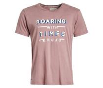 Shirt 'teken' pink