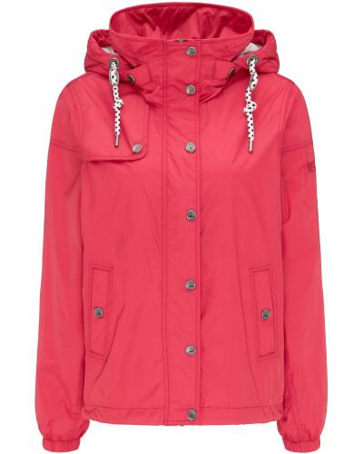 Leichte Damen Jacke rot